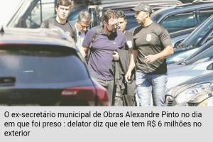 Ex-secretário de Paes confessa corrupção